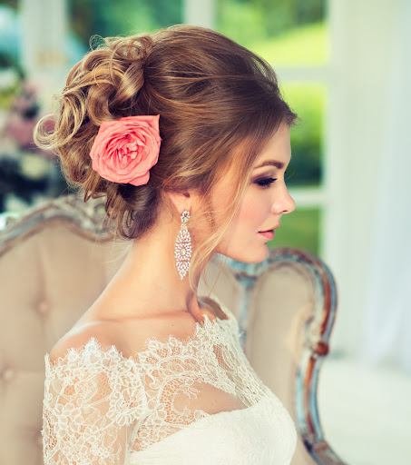 bridal hairstyle asian