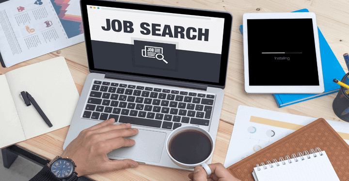 job search site
